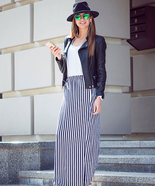 1.-Vertical-Striped-Maxi-Skirt-With-Jacket-And-Boots.jpg
