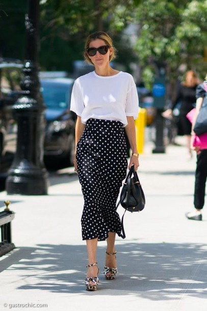 ucrznb-l-610x610-shoes-printed+sandals-sandals-sandal+heels-high+heel+sandals-midi+skirt-skirt-polka+dots-polka+dot+skirt-t+shirt-white+t+shirt-bag-black+bag-handbag-sunglasses-black+sunglasses.jpg